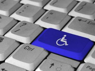 Web Accessibility Report includes Lainey Feingold's Law Office Web Site