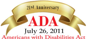 ADA Turns 21 – Still Work to be Done