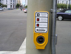 San Francisco – National Leader in Installing Accessible Pedestrian Signals