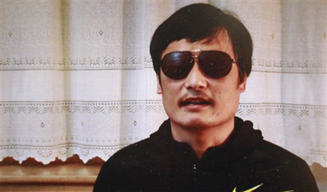 Chen Guangcheng, Activist Lawyer, is a Hero (Oh Yeah, and He's Also Blind)