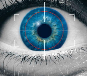 Iris Scanner Protects Medical Records – But What if You Don't Have an Iris?