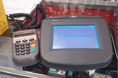 RadioShack POS and Web Agreement