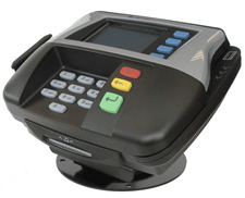 point of sale machine with keypad