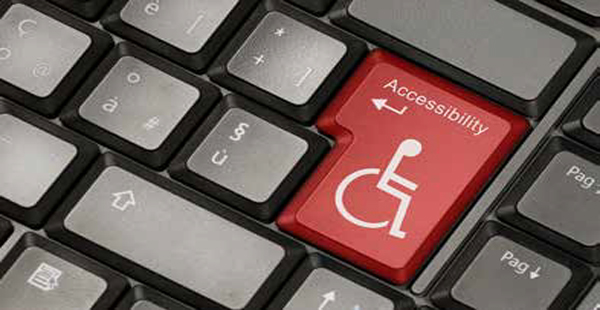 Accessibility Information Pages Show Commitment to all Site Users