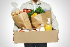 Separate is Not Equal: Good News for Grocery Delivery
