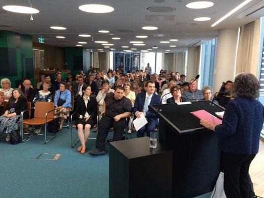Structured Negotiation talk in Sydney Australia