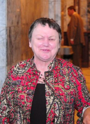 Sue Ammeter, Blind Disability Rights Champion, Dies at 69