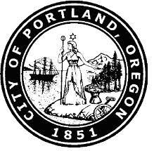 Portland Oregon logo
