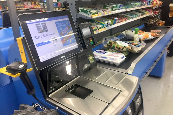 U.S. Federal Judge Rules for Walmart, against Blind Shoppers, in Self-checkout Kiosk Case